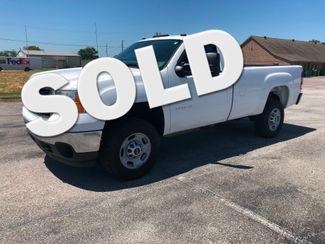 2014 GMC Sierra 2500HD Work Truck | Greenville, TX | Barrow Motors in Greenville TX