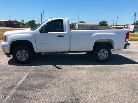 2014 GMC Sierra 2500HD Work Truck | Greenville, TX | Barrow Motors in Greenville, TX