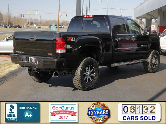 2014 GMC Sierra 2500HD Denali Crew Cab Z71 4X4 - LIFTED - LOTS OF EXTRA$! Mooresville , NC 2