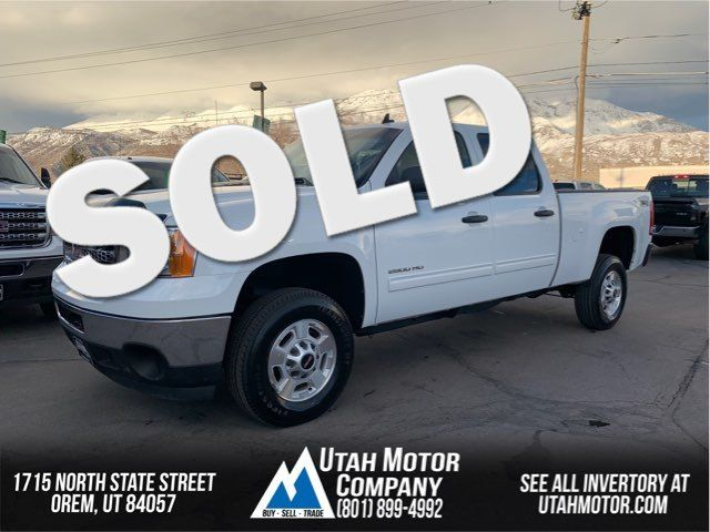 2014 GMC Sierra 2500HD SLE | Orem, Utah | Utah Motor Company in  Utah