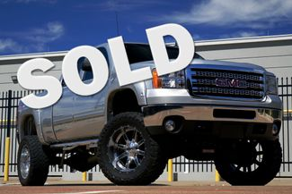 2014 GMC Sierra 2500HD Diesel 4x4 * LIFTED * 22's * TOYO MT's * SUPERLIFT Plano, Texas