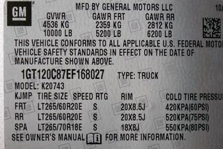 2014 GMC Sierra 2500HD Diesel 4x4 * LIFTED * 22's * TOYO MT's * SUPERLIFT Plano, Texas 43