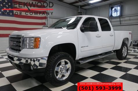 2014 GMC Sierra 2500HD SLT 4x4 Diesel Z71 Chrome 20s New Tires 1 Owner in Searcy, AR
