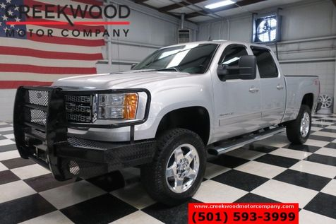 2014 GMC Sierra 2500HD SLT 4x4 Z71 Diesel Allison Leather Chrome 20s NICE in Searcy, AR