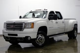 2014 GMC Sierra 3500 Denali Crew Cab Dually Diesel 4 Wheel Drive in Dallas Texas, 75220