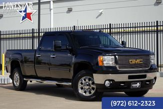 2014 GMC Sierra 3500 SLT Diesel One Owner Clean Carfax 4x4 in Plano, Texas 75093