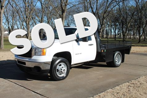 2014 GMC Sierra 3500HD Flat Bed   Duramax Diesel in Marion, Arkansas