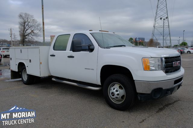 2014 GMC Sierra 3500HD UTILITY BED in Memphis, Tennessee 38115