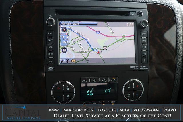 "2014 GMC Sierra Denali 2500HD 4x4 Duramax Diesel w/Nav, Cam, Heated/Cooled Seats, Sunroof, BOSE & 20"" Rims in Eau Claire, Wisconsin 54703"