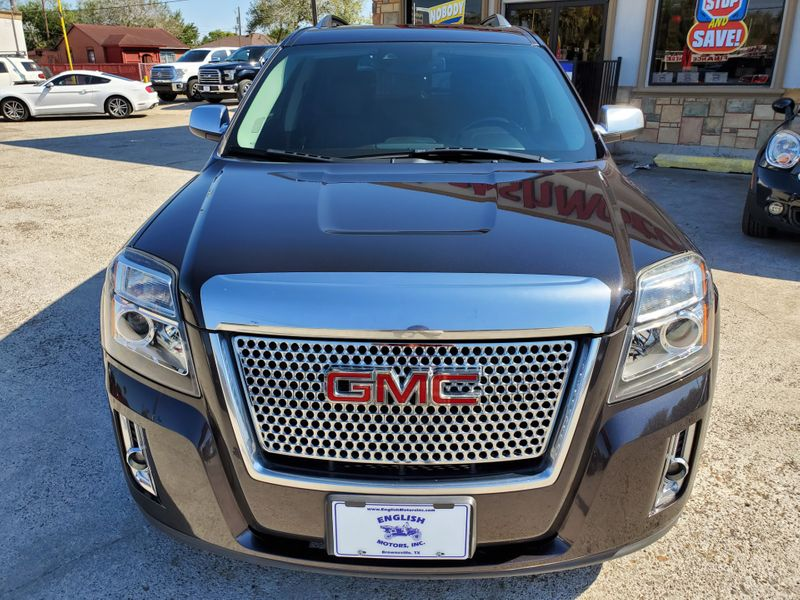 2014 GMC Terrain Denali  Brownsville TX  English Motors  in Brownsville, TX