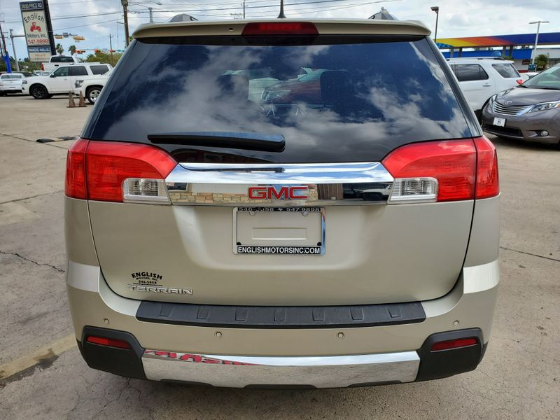 2014 GMC Terrain SLT  Brownsville TX  English Motors  in Brownsville, TX