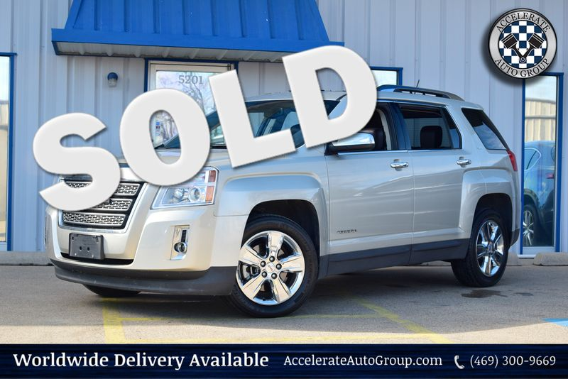 2014 GMC Terrain SLT in Rowlett Texas