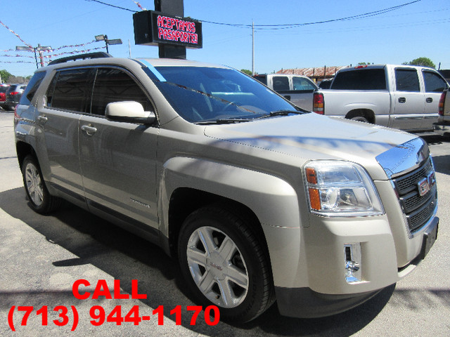 2014 GMC Terrain, PRICE SHOWN IS THE DOWN PAYMENT south houston, TX 0