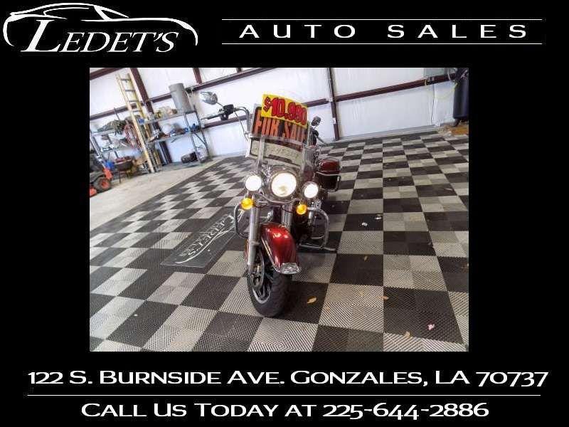 2014 Harley Davidson ROAD KING MC - Ledet's Auto Sales Gonzales_state_zip in Gonzales Louisiana