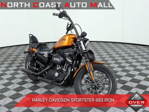 2014 Harley-Davidson Xl883  in Cleveland, Ohio