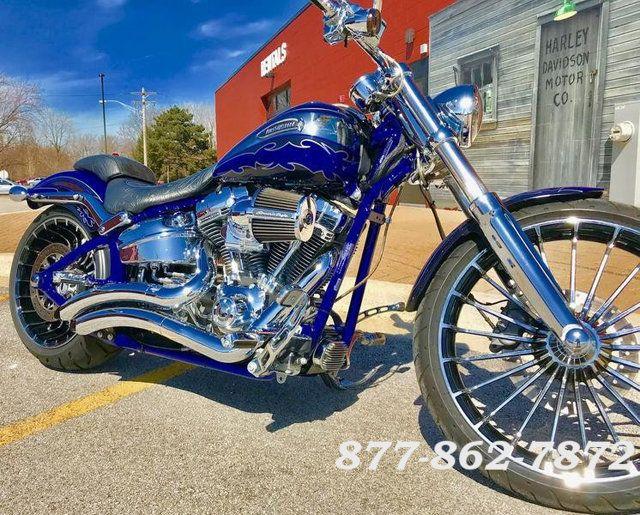 2014 Harley-Davidson CVO BREAKOUT FXSBSE CVO BREAKOUT FXSBSE in Chicago, Illinois 60555