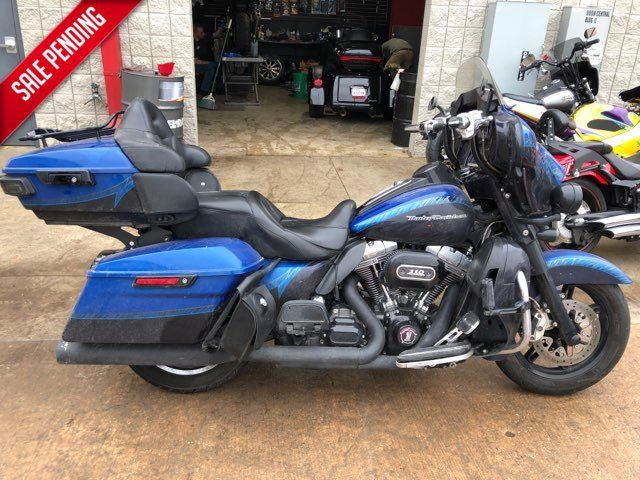 2014 Harley-Davidson CVO Limited in McKinney, TX 75070