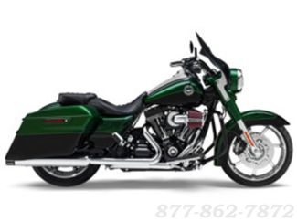 2014 Harley-Davidson CVO ROAD KING FLHRSE4 CVO ROAD KING in Chicago Illinois, 60555