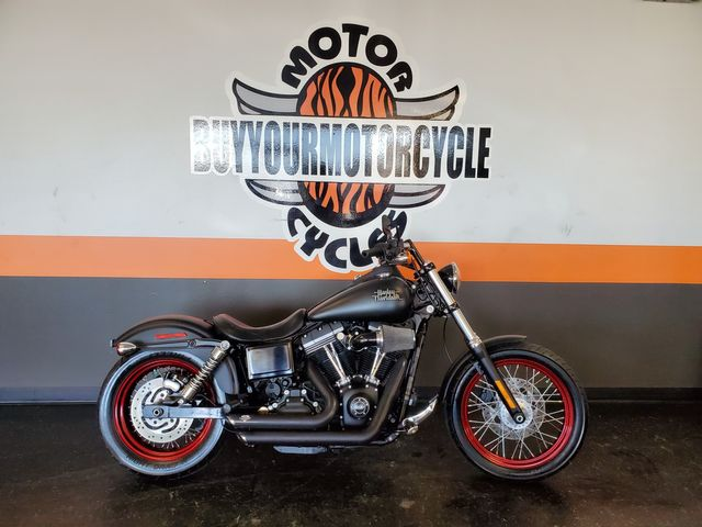 2014 Harley-Davidson Dyna® Street Bob® in Fort Worth , Texas 76111