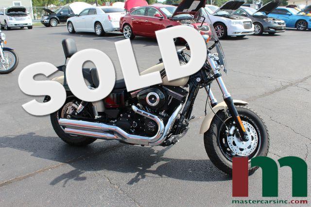2014 Harley-Davidson Dyna® Fat Bob® | Granite City, Illinois | MasterCars Company Inc. in Granite City Illinois