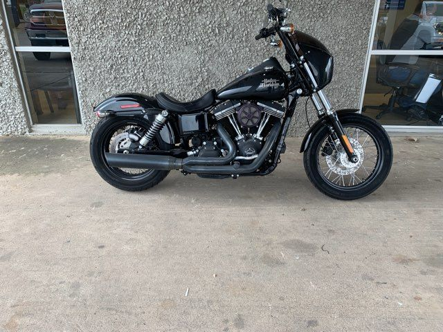2014 Harley-Davidson Dyna® Street Bob®