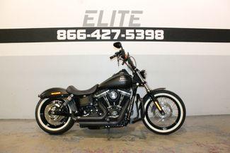 2014 Harley Davidson Dyna Street Bob in Boynton Beach, FL 33426