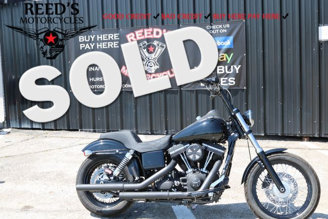2014 Harley Davidson Dyna Street Bob FXDB   Hurst, Texas   Reed's Motorcycles in Fort Worth Texas