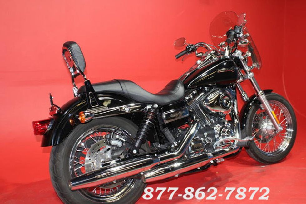 2014 Harley-Davidson DYNA SUPER GLIDE CUSTOM FXDC SUPER
