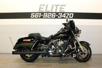 2014 Harley Davidson Electra Glide Ultra Limited Boynton Beach, FL 1
