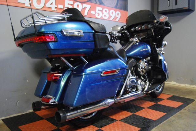 2014 Harley-Davidson Electra Glide Ultra Limited FLHTK Jackson, Georgia 1