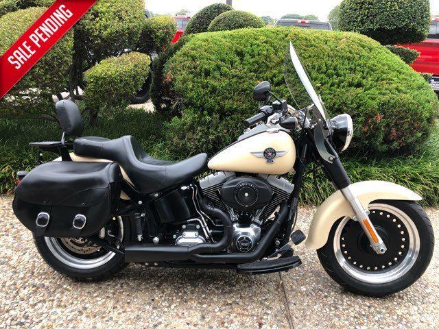 2014 Harley-Davidson Fat Boy Lo in McKinney, TX 75070