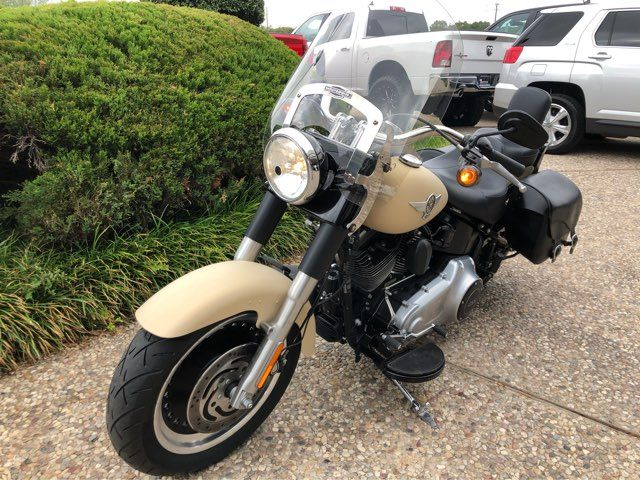 2014 Harley-Davidson Fat Boy Lo in McKinney, TX 75070