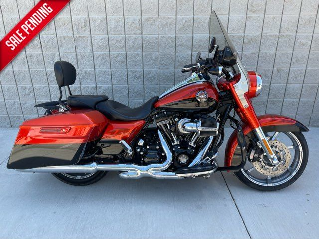 2014 Harley-Davidson FLHRSE CVO Road King in McKinney, TX 75070