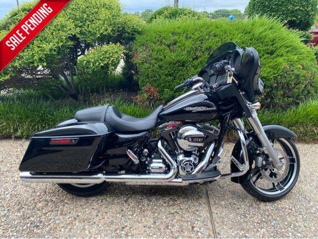 2014 Harley-Davidson FLHX Street Glide