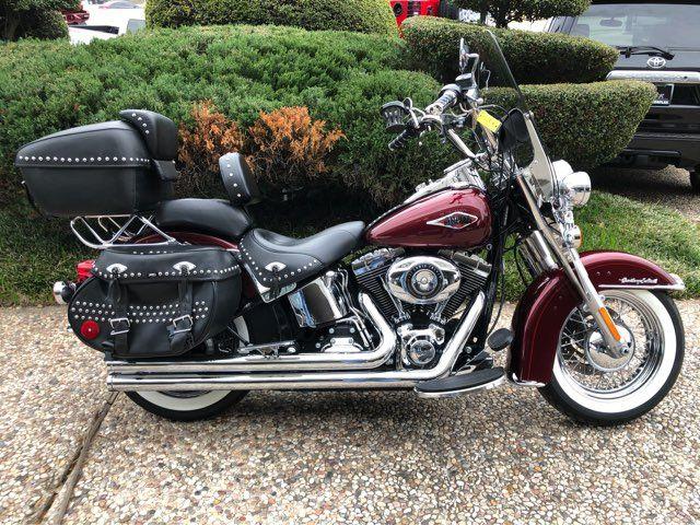 2014 Harley-Davidson FLSTC Heriatge Softail Classic