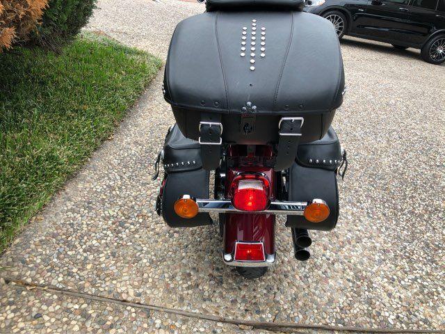 2014 Harley-Davidson FLSTC Heriatge Softail Classic in McKinney, TX 75070