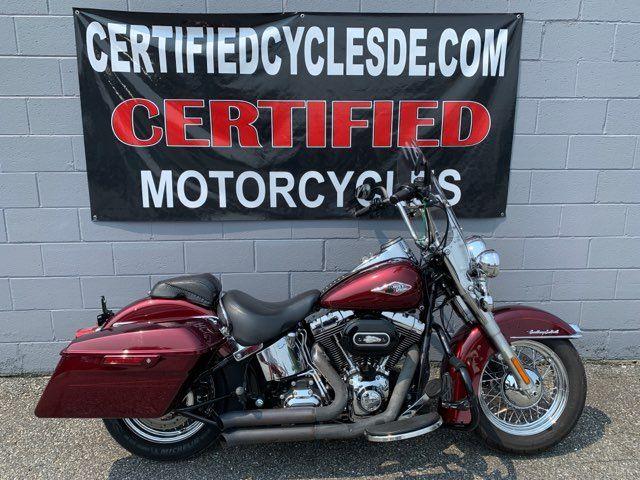 2014 Harley-Davidson FLSTC Heritage Softail Classic