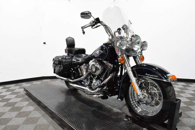2014 Harley-Davidson FLSTC - Heritage Softail Classic