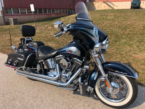 2014 Harley-Davidson FLSTN Deluxe in Oaks