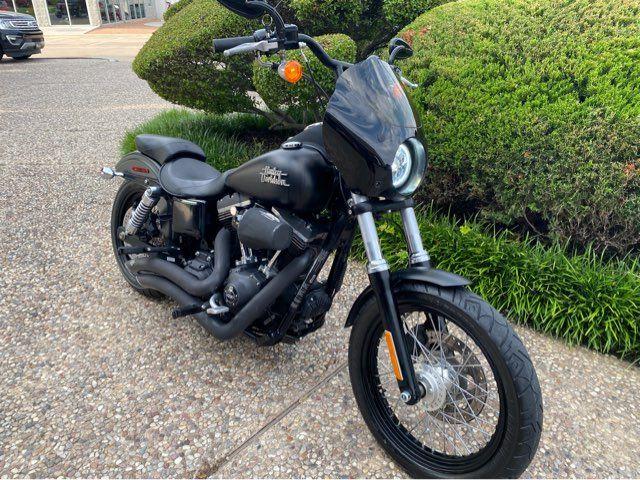 2014 Harley-Davidson FXDB Dyna Street Bob in McKinney, TX 75070