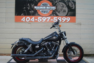 2014 Harley Davidson FXDB Dyna Streetbob Jackson, Georgia