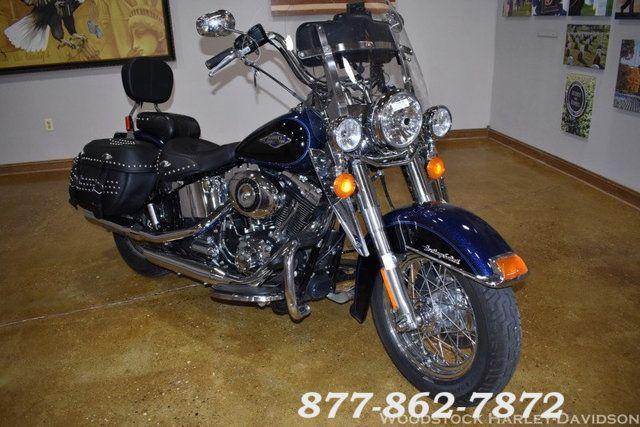 2014 Harley-Davidson HERITAGE SOFTAIL CLASSIC FLSTC HERITAGE CLASSIC