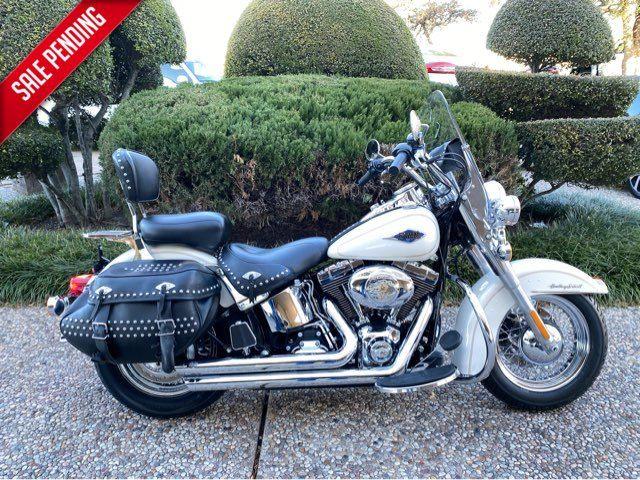 2014 Harley-Davidson Heritage Softail Classic FLSTC in McKinney, TX 75070