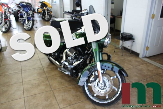 2014 Harley-Davidson Road King® CVO™ | Granite City, Illinois | MasterCars Company Inc. in Granite City Illinois