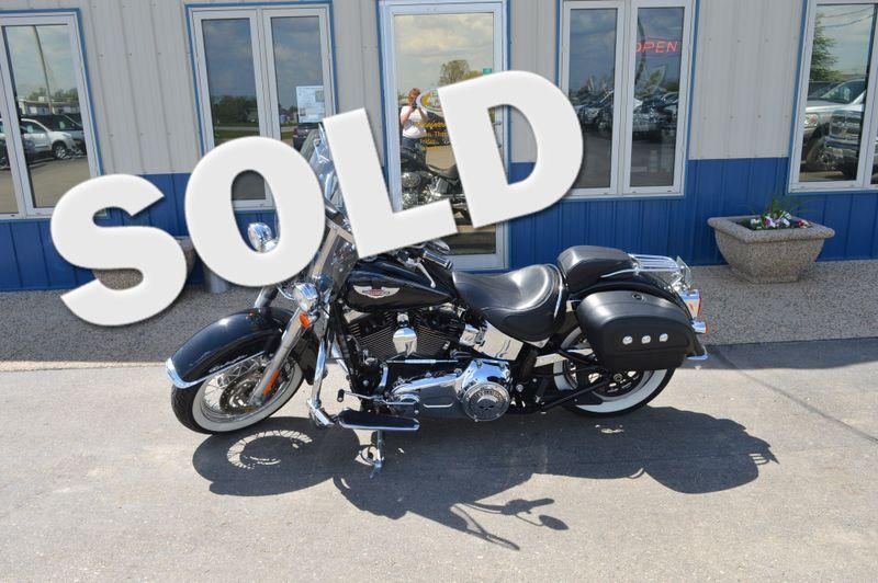 2014 Harley-Davidson Softail® Deluxe in Alexandria Minnesota