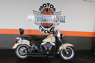 2014 Harley-Davidson Softail® Fat Boy® Lo Arlington, Texas