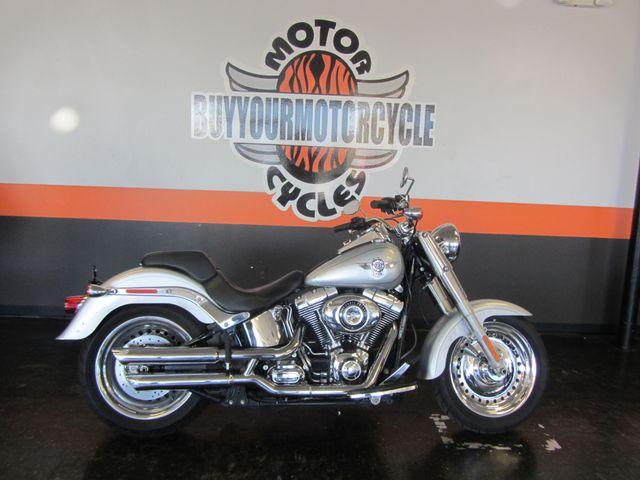 2014 Harley-Davidson Softail® Fat Boy® in Arlington, Texas Texas, 76010
