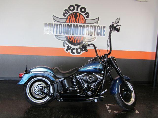 2014 Harley-Davidson Softail® Fat Boy® Lo in Arlington, Texas Texas, 76010
