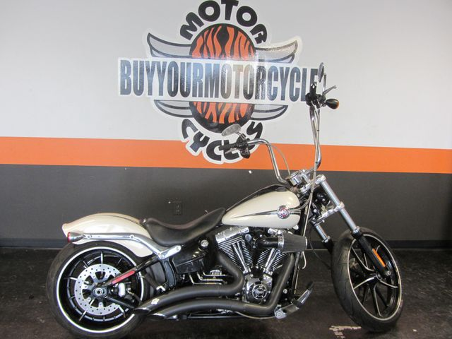 2014 Harley-Davidson Softail® Breakout® in Arlington, Texas Texas, 76010