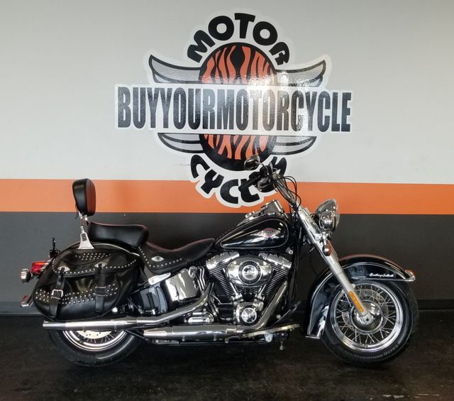 2014 Harley-Davidson Softail® Heritage Softail® Classic in Arlington, Texas 76010
